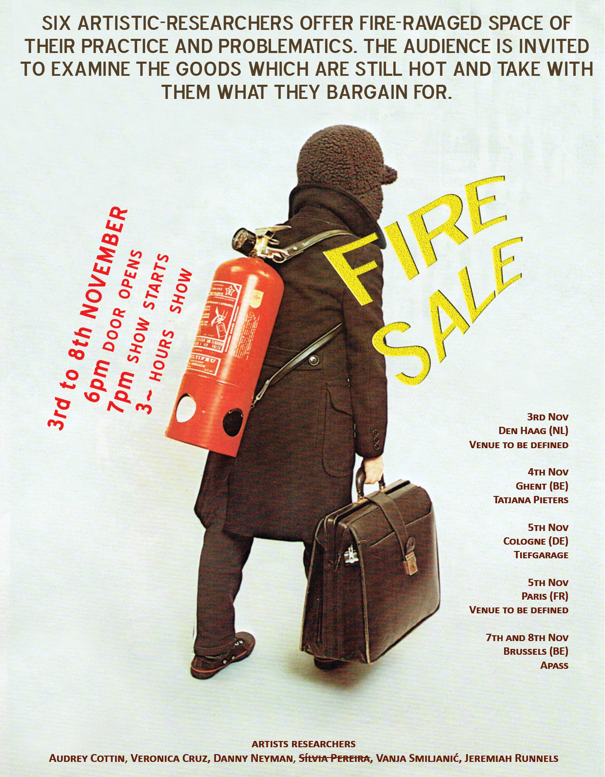 FIRESALE_Researchers_VanjaSmilijanić