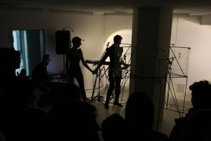 SVITER Art group & Ivan Svitlychnyi – Room № 7. Installation of the series_24 Rooms_Foto: MichaelSchaab