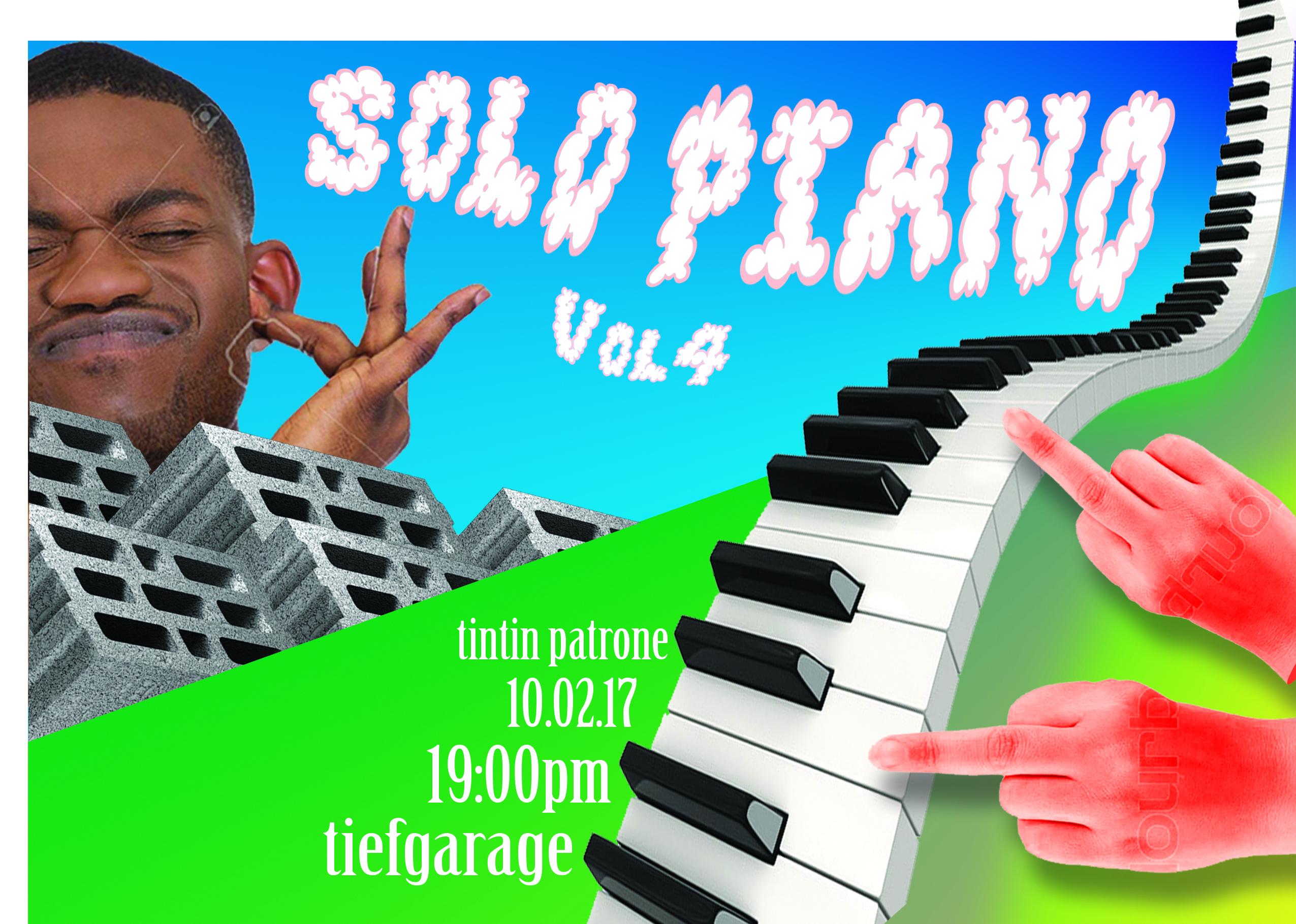 Tintin Solo Piano Vol. 4