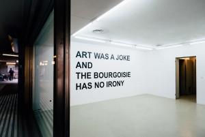 ArtWasAJoke_Florian Kuhlmann by Alec Crichton