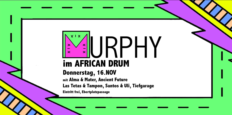 murphy_Tiefgarage_AfricanDrum